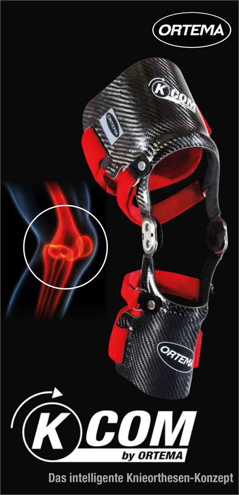 ortema orthopaedie technik gonarthrose