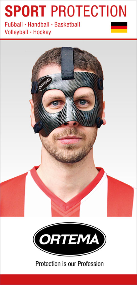 ortema sport protection fussball