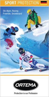ortema sportprotection ski